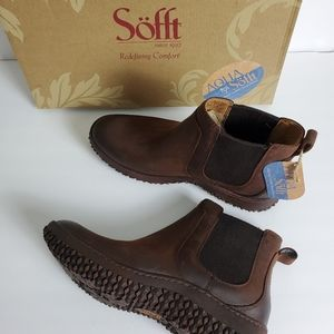 SOFFT Abry Waterproof Boots Size 7